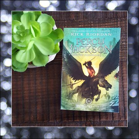 Review Percy Jackson 3 The Titan S Curse By Rick Riordan Book
