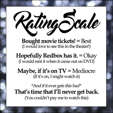 Michelle's Rating Scale