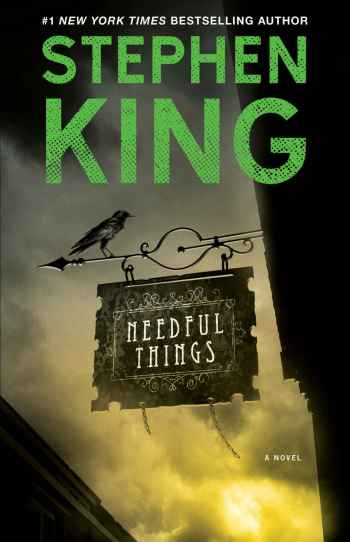 Needful Things Cover