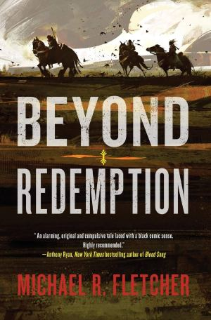 Beyond Redemption cover